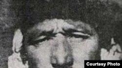 Оспан батыр (1889-1951).