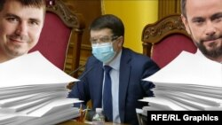 Щоб «поправочний спам» знову не заблокував роботу депутатів, Рада внесла зміни до свого регламенту