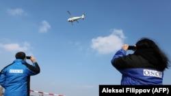 Спеціальна моніторингова місія ОБСЄ в Україні почала свою роботу 21 березня 2014 року