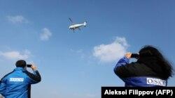 ATƏT-in Ukraynadakı missiyası, arxiv fotosu