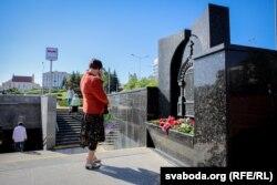 Ушанаваньне памяці ахвяраў трагедыі на Нямізе