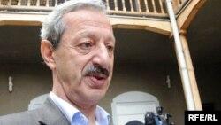 Депутат парламента Грузии, председатель юридического комитета Вахтанг Хмаладзе