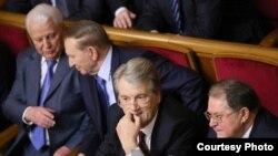 Украинанын экс-президенттери