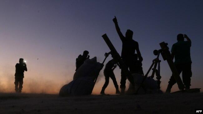 Azad Suriya Ordusunun döyüşçüləri, 15 oktyabr 2016