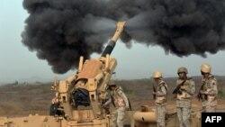 Военнослужащие Саудовской Аравии. Иллюстративное фото.