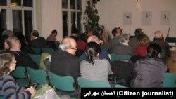 На одной из встреч с иранцами в Европе. Архивно-иллюстративное фото