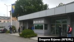 Ulaz u zgradu Suda i Tužilaštva BiH