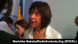 Ребекка Гармс, голова фракції «Зелені/Європейський вільний альянс» у Європейському парламенті
