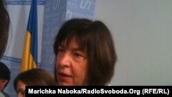 Євродепутат від Партії зелених Ребекка Гармс