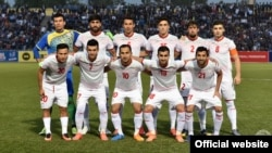 Tajikistan, Dushanbe city, tajik national football team,20March2017