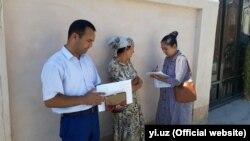 Фото из сайта Союза молодежи Узбекистана.