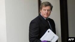 Kryeprokurori i EULEX-it, Jonathan Ratel