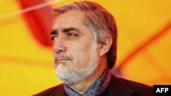 Ауғанстан президенттігіне кандидат Абдулла Абдулла.