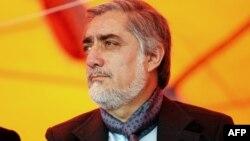 Абдулла Абдулла, кандидат в президенты Афганистана.