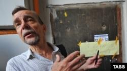 """Руководитель """"За права человека"""" Лев Пономарев"""