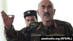 د ۲۰۷م ظفر قول اردو قوماندان جنرال محيالدین غوري