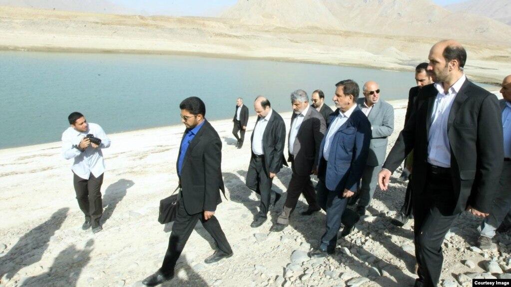 ساخت دهها سد در ایران «به دلیل تغییرات اقلیمی متوقف شد»