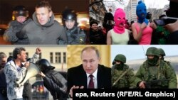 From Bolotnaya to the little green men, it's been a wild half-decade.