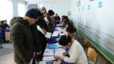 Uzbeks vote in last month's parliamentary elections. Are the turnout figures finally close to accurate?