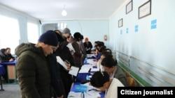 Өзбекстандагы парламенттик шайлоо.