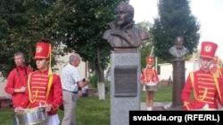 Помнік Вацлаву Ластоўскаму