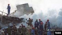 В результате мощного взрыва жилого дома на улице Гурьянова погибло 100 человек