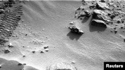 Акси Миррих, ки аз тарафи киштии кайҳонии ИМА-Curiosity гирифта шудааст.
