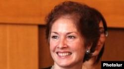 Armenia -- U.S. Ambassador Marie Yovanovitch
