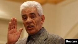 Former Libyan Foreign Minister Moussa Koussa