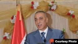 رئيس اللجنة الأولمبية الوطنية العراقية رعد حمودي