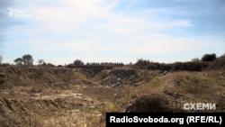 Місцева громада активно протестує проти видобутку піску, через який може залишитися без води