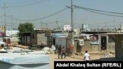 دهوك: مخيم دوميز للنازحين السوريين