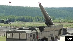 Russia has threatened to deploy Iskander antimissile systems to the EU border.