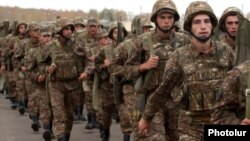 Հայկական բանակի ստորաբաժանումներից մեկը, արխիվ