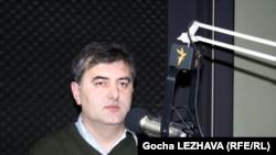 """""""ქართული პარტიის"""" თავმჯდომარე სოზარ სუბარი"""