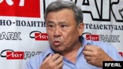 Генерал-майор Айтқали Есенғұлов.