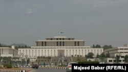 په اسلام آباد کې د پاکستاني پارلمان ودانۍ