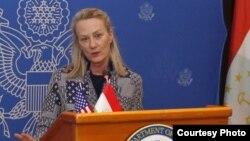Элис Уэллс, первый заместитель помощника Госсекретаря США по делам Южной и Центральной Азии