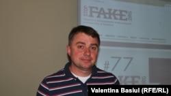 Руслан Дейниченко, соучредитель сайтa StopFake.org