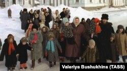 Nikolai Stremsky adopted 70 children, many of them orpahns.