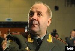 Бывший глава Главного разведывательного управления (ГРУ) Игорь Сергун, умерший в начале 2016 года