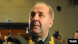 Kreu i Organizatës së Inteligjencës Ushtarake të Rusisë, Igor Sergun