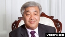 Kazakhstan - Erlan Idrissov, Kazakhstan's ambassador to the United States. Photo from official site of Embassy of Kazakhstan in the United States, undated
