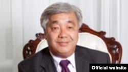 Kazakhstan - Erlan Idrissov, Kazakhstan's ambassador to the United States. Photo from official site of Embassy of Kazakhstan in the United States, undated