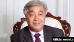 Ерлан Идрисов, посол Казахстана в США. Фото с официального сайта посольства Казахстана в США.