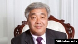 Erlan Idrissov, Kazakhstan's ambassador to the United States
