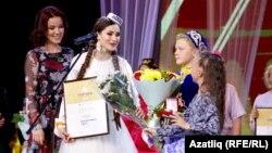 """""""Татар кызы-2018"""" бәйгесе күренеше"""