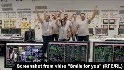 """Скрийншот от видеото """"Усмивка за теб"""", което ще бъде официално представено на 4 септември"""