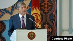 Алмазбек Атамбаев. 11-март, 2015-жыл