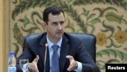 Presidenti i Sirisë, Bashar Al Asad